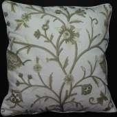 Crewel Pillow AD014