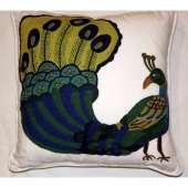 Crewel Pillow PD16