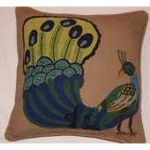 Crewel Pillow PD017