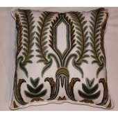 Crewel Pillow JT1