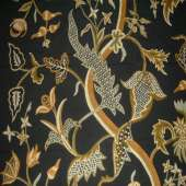 Crewel Fabric C19